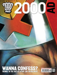 Cover Thumbnail for 2000 AD (Rebellion, 2001 series) #1802