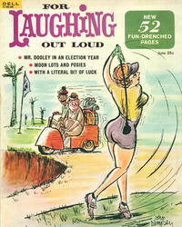 Cover Thumbnail for For Laughing Out Loud (Dell, 1956 series) #31