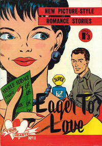 Cover Thumbnail for True Hearts (H. John Edwards, 1960 ? series) #11