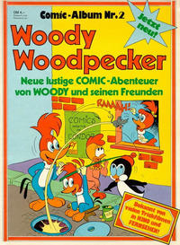 Cover Thumbnail for Woody Woodpecker (Condor, 1977 series) #2