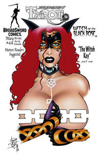 Cover Thumbnail for Tarot: Witch of the Black Rose (Broadsword, 2000 series) #44 [Cover B]