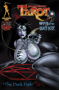 Cover Thumbnail for Tarot: Witch of the Black Rose (Broadsword, 2000 series) #48 [Cover B]