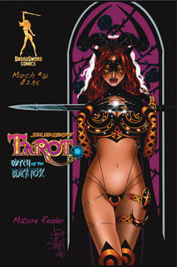 Cover Thumbnail for Tarot: Witch of the Black Rose (Broadsword, 2000 series) #61 [Cover A]