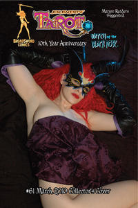 Cover for Tarot: Witch of the Black Rose (Broadsword, 2000 series) #61