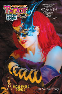 Cover Thumbnail for Tarot: Witch of the Black Rose (Broadsword, 2000 series) #67 [Cover C]