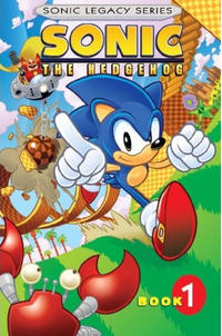 Cover Thumbnail for Sonic Legacy (Archie, 2011 series) #1