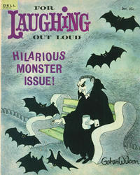 Cover Thumbnail for For Laughing Out Loud (Dell, 1956 series) #33