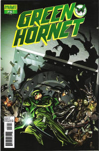 Cover Thumbnail for Green Hornet (Dynamite Entertainment, 2010 series) #23