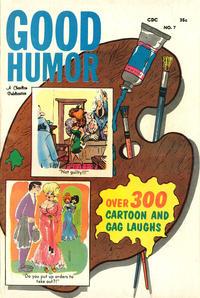 Cover Thumbnail for Good Humor (Charlton, 1961 series) #7