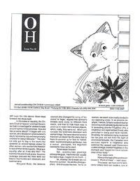 Cover Thumbnail for Oh (B Publications, 1992 series) #18