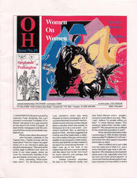 Cover Thumbnail for Oh (B Publications, 1992 series) #19