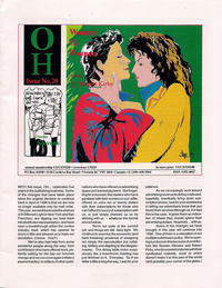 Cover Thumbnail for Oh (B Publications, 1992 series) #20