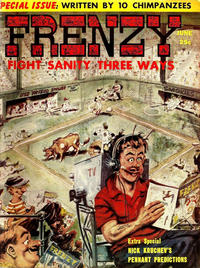 Cover Thumbnail for Frenzy (Picture Magazine, 1958 series) #2