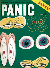 Cover Thumbnail for Panic (Panic Publications, 1958 series) #4