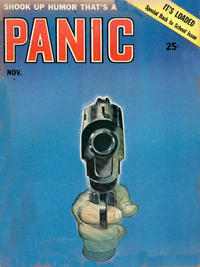 Cover Thumbnail for Panic (Panic Publications, 1958 series) #3