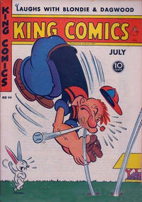 Cover Thumbnail for King Comics (David McKay, 1936 series) #99