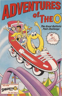 "Cover Thumbnail for Adventures Of the O ""The Great Ballpark Challenge"" (Acclaim / Valiant, 1993 series) #[nn]"
