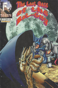 Cover Thumbnail for Last Daze of the Bat-Guy (Mythic Comics & Entertainment Group Inc., 1997 series) #1