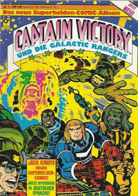 Cover Thumbnail for Captain Victory (Condor, 1983 series) #4