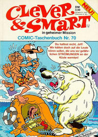 Cover Thumbnail for Clever & Smart (Condor, 1977 series) #70