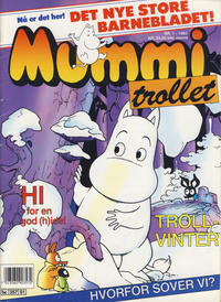 Cover Thumbnail for Mummitrollet (Semic, 1993 series) #1/1993