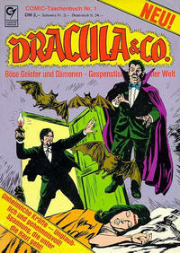 Cover Thumbnail for Dracula & Co. (Condor, 1983 series) #1
