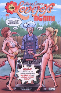 Cover Thumbnail for Here Come the Lovejoys Again! (Fantagraphics, 2005 ? series) #1