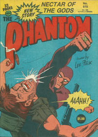 Cover Thumbnail for The Phantom (Frew Publications, 1948 series) #970
