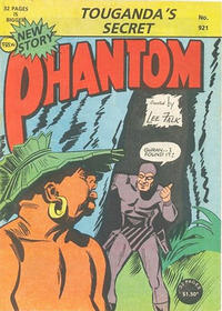Cover Thumbnail for The Phantom (Frew Publications, 1948 series) #921