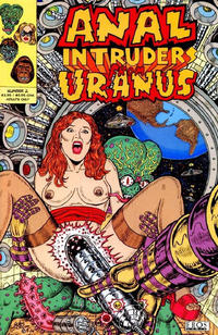 Cover Thumbnail for Anal Intruders from Uranus (Fantagraphics, 2004 series) #2