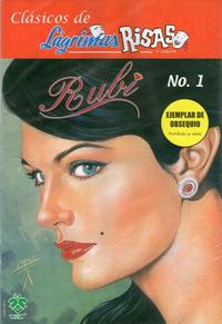 Cover for Clásicos de Lágrimas Risas y Amor.  Rubí (Grupo Editorial Vid, 2012 series) #1