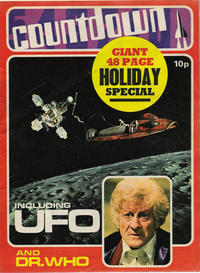 Cover Thumbnail for Countdown Holiday Special (Polystyle Publications, 1971 series)