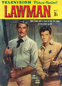 Cover Thumbnail for Lawman (Magazine Management, 1961 ? series) #3