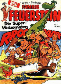 Cover Thumbnail for Familie Feuerstein (Tessloff, 1974 series) #7