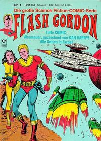 Cover Thumbnail for Flash Gordon (Condor, 1980 series) #1