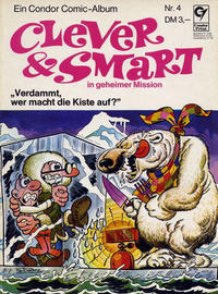Cover Thumbnail for Clever & Smart (Condor, 1972 series) #4