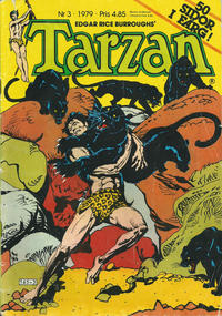 Cover Thumbnail for Tarzan (Atlantic Förlags AB, 1977 series) #3/1979