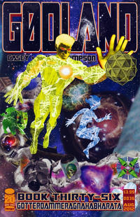 Cover Thumbnail for Godland (Image, 2005 series) #36