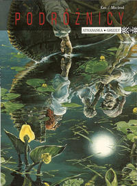 Cover Thumbnail for Podróżnicy (Egmont Polska, 2003 series)