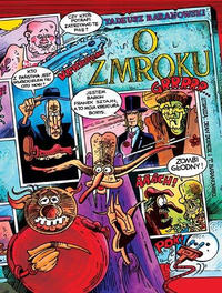 Cover Thumbnail for O zmroku (kultura gniewu, 2005 series)