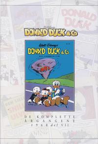 Cover Thumbnail for Donald Duck & Co De komplette årgangene (Hjemmet / Egmont, 1998 series) #[98] - 1968 del 7