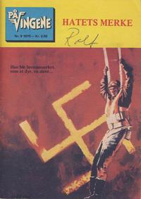 Cover Thumbnail for På Vingene (Serieforlaget / Se-Bladene / Stabenfeldt, 1963 series) #9/1975