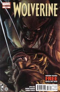 Cover for Wolverine (Marvel, 2010 series) #313