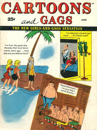 Cover Thumbnail for Cartoons and Gags (Marvel, 1959 series) #v6#3