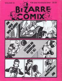 Cover Thumbnail for Bizarre Comix (Bélier Press, 1975 series) #24 - Sold Into Slavery; Letters on Discipline; Slaves of Duchess Shakkles