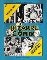 Cover Thumbnail for Bizarre Comix (Bélier Press, 1975 series) #5 - Baroness Steel; Adventures of Baroness Steel