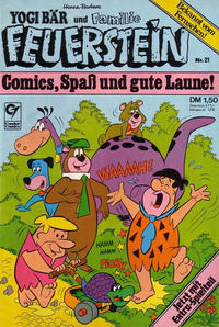 Cover Thumbnail for Familie Feuerstein (Condor, 1978 series) #21