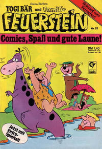 Cover for Familie Feuerstein (Condor, 1978 series) #20
