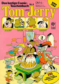 Cover Thumbnail for Tom und Jerry (Condor, 1977 series) #4