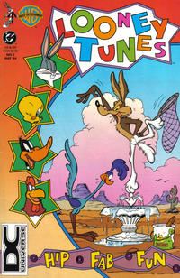 Cover Thumbnail for Looney Tunes (DC, 1994 series) #2 [DC Universe Corner Box]
